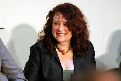 Author Kathi Kamen Goldmark, founder of The Rock Bottom Remainders