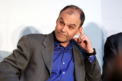 Author Scott Turow