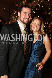 Photo by Alfredo Flores.  The Smithsonian Young Benefactors 20th Annual Jolly Holiday Party. December 3, 2010.