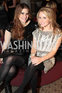 Photo by Alfredo Flores. Jessica Dunaway, Susy Young. The Smithsonian Young Benefactors 20th Annual Jolly Holiday Party. December 3, 2010.
