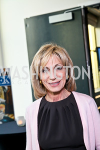 Andrea Mitchell. Photo by Tony Powell. The Week's Opinion Awards. W Hotel. April 20, 2010