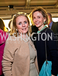 Debbie Dingell, Eden Rafshoon. Photo by Tony Powell. The Week's Opinion Awards. W Hotel. April 20, 2010