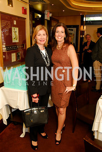 Lorraine Wallace, Diane Brown, Tiffany Luncheon at Cafe Milano, October 29, 2010, Kyle Samperton