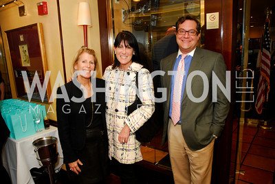 Robin Weiss, Mary Jo Klein, Seith Bright, Tiffany Luncheon at Cafe Milano, October 29, 2010, Kyle Samperton