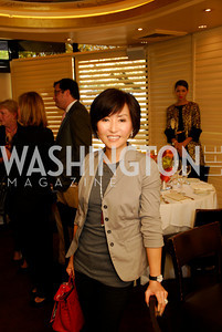 Cindy Kim, Tiffany Luncheon at Cafe Milano, October 29, 2010, Kyle Samperton