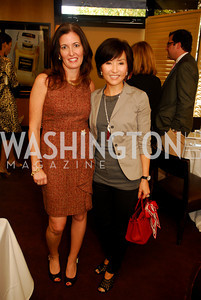 Diane Brown, Cindy Kim, Tiffany Luncheon at Cafe Milano, October 29, 2010, Kyle Samperton