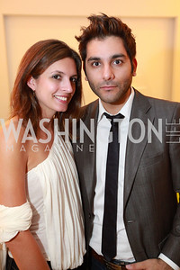 Desiree RIchard, Taimur Baig. Tim Coburn Fashion Photography Showing at L2. Photo by Alfredo Flores