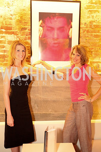 Katie McHenry, Kristen Krivoshia. Tim Coburn Fashion Photography Showing at L2. Photo by Alfredo Flores