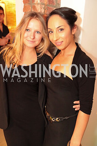 Elizavela Kovaleva, Rosina Furlough. Tim Coburn Fashion Photography Showing at L2. Photo by Alfredo Flores