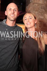 Tim Coburn, DJ Neekola. Tim Coburn Fashion Photography Showing at L2. Photo by Alfredo Flores