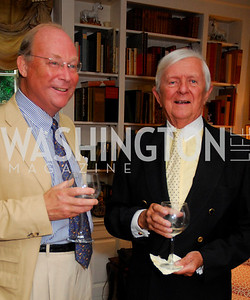 Kyle Samperton, Tobin Book Party, June 14, 2010, Henry Von Eichel, Hugh Jacobsen