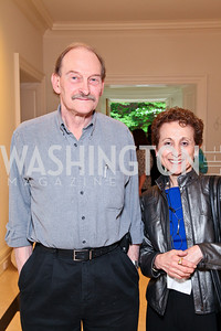 George Mueller, Wanda Rappaport. Photo by Tony Powell. Transformer's Collector's View #2. The home of Robert and Aimee Lehrman. April 22, 2010