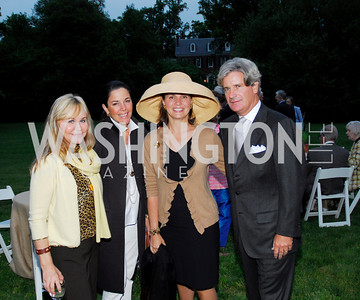 Kyle Samperton, May 19, 2010, Tudor Place Garden Party,Ava Roosevelt,Debbie Winsor,Helgi Walker Drummond,Maldwin Drummond