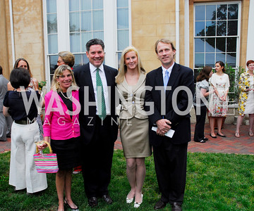 Kyle Samperton, May 19, 2010, Tudor Place Garden Party, Alex Anderson, John Anderson, Catherine West, Griff Thomas