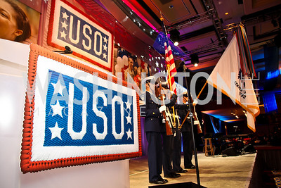 Photo by Tony Powell. USO Gala. Marriott Wardman Park Hotel. October 7, 2010