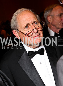 Photo by Tony Powell. Senator Carl Levin. USO Gala. Marriott Wardman Park Hotel. October 7, 2010