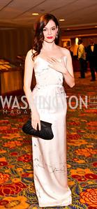 Photo by Tony Powell. Actress Rose McGowan. USO Gala. Marriott Wardman Park Hotel. October 7, 2010