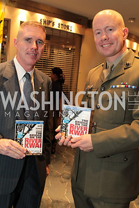 Photo  by  Alfredo Flores. USO cocktail reception and screening of The Bridge on the River Kwai