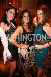 Farah Assir, Dannia Hakki, Amber McDonald