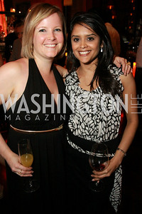 Meredith Kelly, Sunanda Patel
