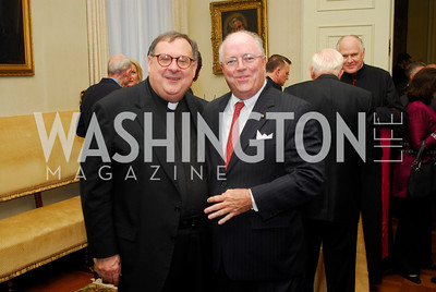 Kyle Samperton,April 19,2010 Fr.Peter Vaghi,Paul McNamara,Vatican National Day