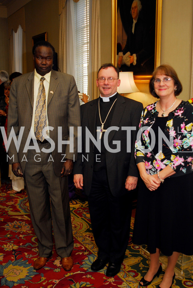 Kyle Samperton,April 17,2010,Akec Khoc,Richard Graham,Nancy Ann Graham,Vatican National Day