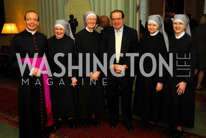 Kyle Samperton,April 19,2010,Anton Scalia ,Vatican National Day