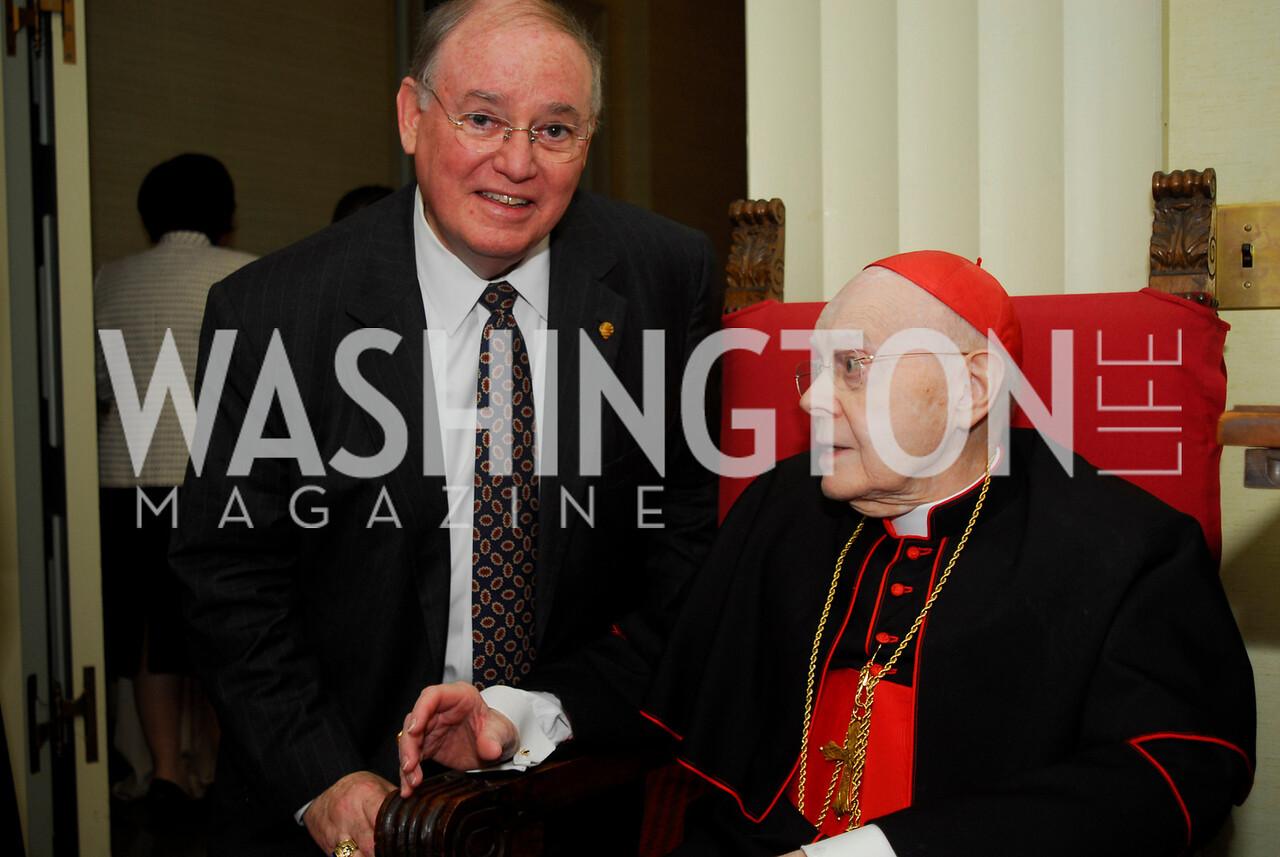 Kyle Samperton,April 19,2010,Daniel Curtin ,Cardinal William Baum,Vatican National Day