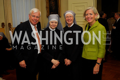 Kyle Samperton,April 19,2010,Kevin Belford,Sr.Lorraine,Sr.Alphonse Marie,Jane Belford,Vatican National Day