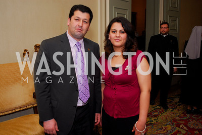 Kyle Samperton,April 19,2010,Khalid Kohistam,Yalda Kohistam,Vatican National Day