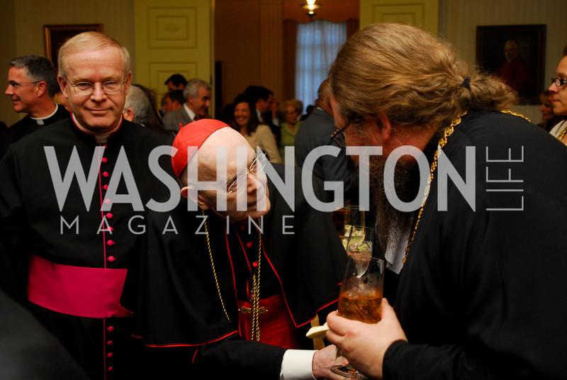 Kyle Samperton,April 19,2010 Cardinal William Baum,Vatican National Day