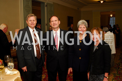 Kyle Samperton,April 19.2010,Bruce Kasold,Samuel Alito,MathaAnn Alito,Patty Kasold.Vatican National Day