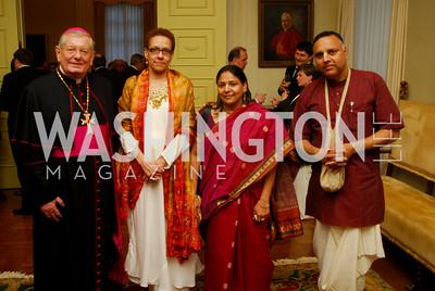 Kyle Samperton,April 19,2010,Apostolic Nuncio Pietro Sambi,Farhanahz Ellis,K.S.Prakash,Jyoti Prakash,Vatican National Day