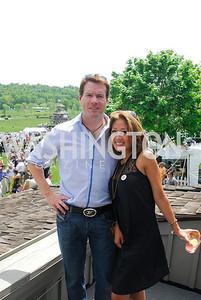 Kyle Samperton, May 1, 2010, Virginia Gold Cup Spring 2010, Michael Saylor, Sarah Kim