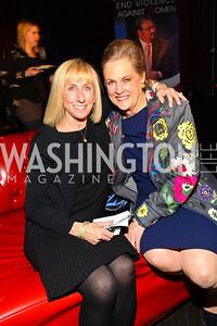 Jill Iscol, Sharon Patrick.
