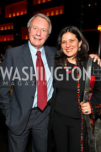 Swiss Ambassador Urs Ziswiler, Mariana Katzarova.
