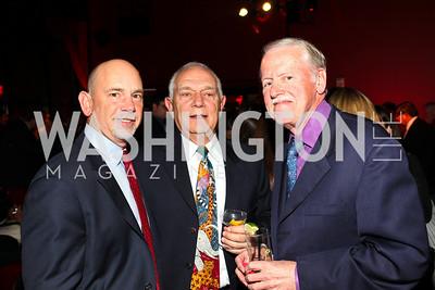 Rick Ross, Don Kisner, Craig Johnstone.