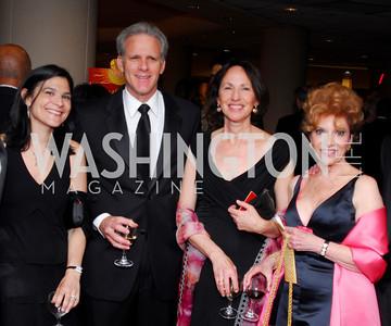 Kyle Samperton, May 8, 2010, WPAS Spring Gala, Sharon Kessler, Michael Oren, Sally Oren, Arlene Kessler