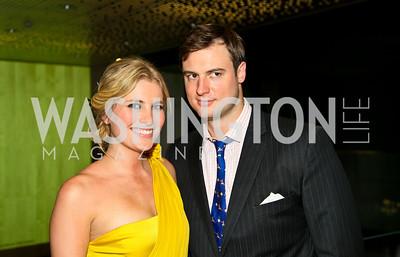 Ashley Taylor, Austin Bryan. Photo by Tony Powell. 2010 Jete Society Dance Party. House of Sweden. April 23, 2010