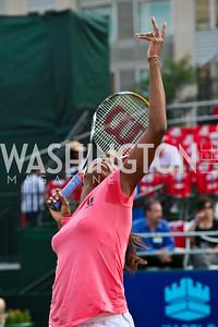 Photo by Tony Powell. Venus Williams. Kastles VIP Reception. Kastles Stadium. July 7, 2010