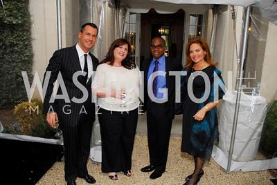 Kyle Samperton, March 25, 2010, WL Fashion Awards, Textile Museum, Nicholas Munafo, Nicole Cardillo, Jonathan Leacock, Jessica Barlow
