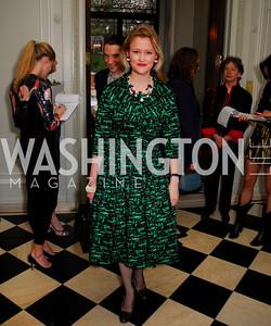 Kyle Samperton, March 25, 2010, WL Fashion Awards, Textile Museum, Tim Rooney, Dana Rooney