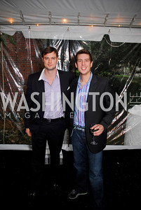 Kyle Samperton, March 25, 2010, WL Fashion Awards, Textile Museum, Austin Bryan, Chris Hutchins