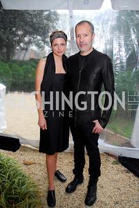 Kyle Samperton, March 25, 2010, WL Fashion Awards, Textile Museum, Rhiannon Day, Anton Papich