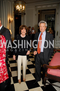 Kyle Samperton, March 25, 2010, WL Fashion Awards, Textile Museum, Didi Cutler, Jerry Rafshoon