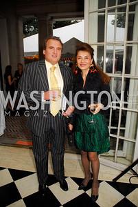 Kyle Samperton, March 25, 2010, WL Fashion Awards, Textile Museum, Peter Forbes, Sedi Flugelman