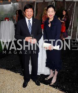 Kyle Samperton, March 25, 2010, WL Fashion Awards, Textile Museum, Shoji Takahashi, Yoriko Fujisaki