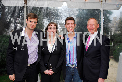 Kyle Samperton, March 25, 2010, WL Fashion Awards, Textile Museum, Austin Bryan, Julia Matthews, Chris Hutchins, Michael Shipton