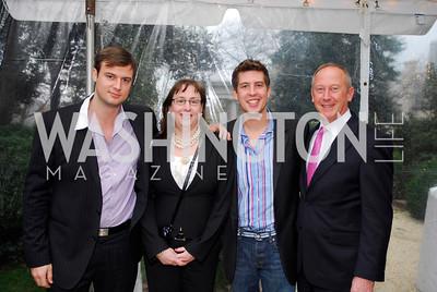Kyle Samperton, March 25, 2010, WL Fashion Awards, Textile Museum, Austin Bryan, Julia Matthews, Chris Hutchins, Michael Shipton
