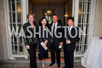 Kyle Samperton, March 25, 2010, WL Fashion Awards, Textile Museum, MaryClaire Ramsey, Yoriko Fujisaki, Nicholas Munafo, Shoji Takahashi